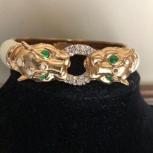 J. Crew Cougar bracelet